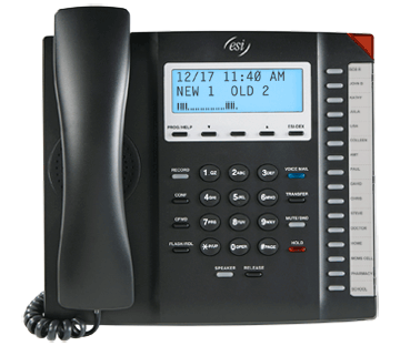 ESI 40 Key IP Phone